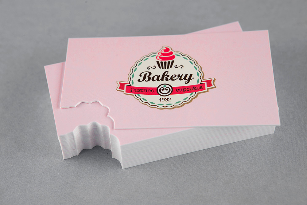 Die Cut Business Cards | Toronto - Luxury Cards