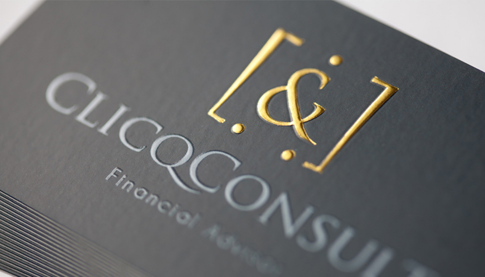 Business card ideas mississauga luxury cards gold foil and embossing reheart Gallery